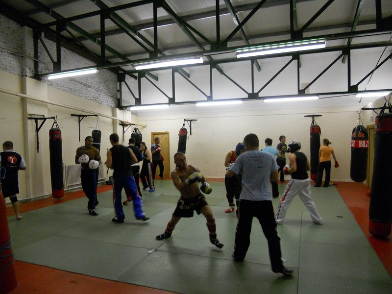 Kickboxing Club